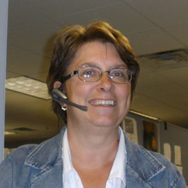 Karen Sixbury, Compatico Customer Support