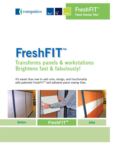 Cover to the FreshFIT brochure.