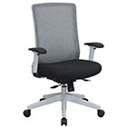 CMP52131W High Back Vertical Mesh Manager Chair