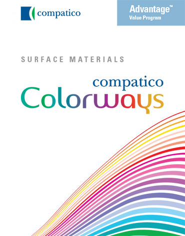 Cover to the Colorways Advantage Program brochure.